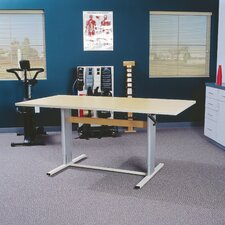 Accella Height Adjustable Training Table