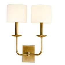 Darius 2-Light Wall Sconce