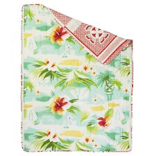 Quilt Pacific Flower