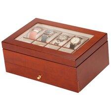 Ten Slot Watch Box