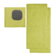 Dishcloth with Scrubber and Dishtowel (Set of 2)
