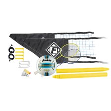 Quick 15 Piece Volleyball/Badminton Set