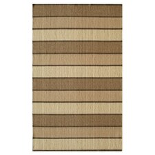Griffith Hand-Woven Beige/Brown Area Rug