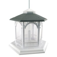 Gazebo Decorative Hopper Bird Feeder