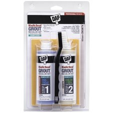 Grout Cleaner and Recolor Kit