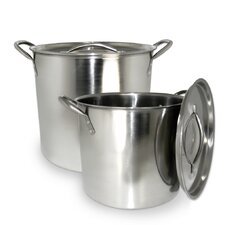 Stock Pot Set with Lid
