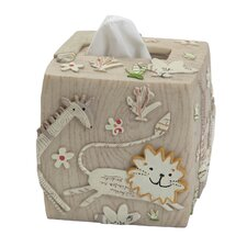 Animal Crackers Tissue Box Cover