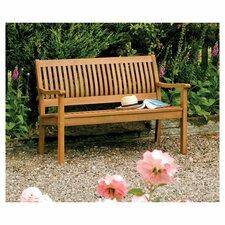 2-Sitzer Gartenbank Willington aus Holz