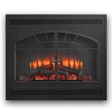 Gallery Led Built in Wall Mount Electric Fireplace Insert
