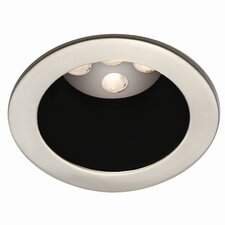 "LEDme® Round 3.63"" LED Recessed Trim"