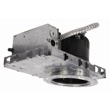 """LEDme Round Downlight New Construction 4"""" Recessed Housing"""