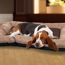 Plush Cozy Pet Crate Dog Pet Bed