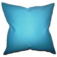 Kalindi Solid Throw Pillow Cover