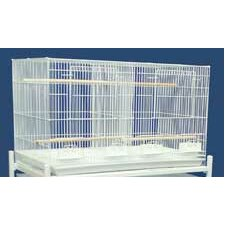 Bird Cage with Divider