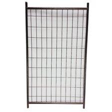 """3'5"""" H x 2' W x 1"""" D Pet Gazebo Replacement Side Panel"""