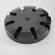 """1"""" H x 4"""" W x 4"""" D  Pet Gazebo Replacement Roof Hub and Cap"""