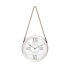 Amazing Stainless Steel Wall Clock