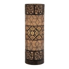 "Well Designed Cylinder 20"" Table Lamp"