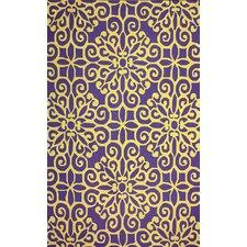 Vista Purple Lahoma Rug