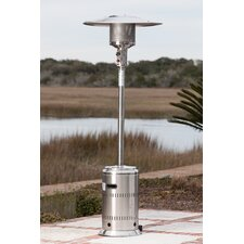 Commercial 46,000 BTU Propane Patio Heater