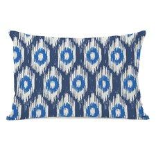 Kelly Ikat Lumbar Pillow