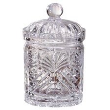 Lillie Crystal Kitchen Canister