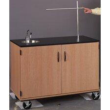 Science Demonstration Mobile Instructor's Desk