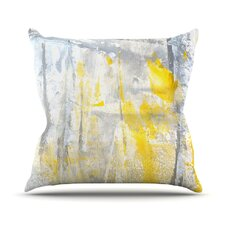 Abstraction Outdoor Throw Pillow