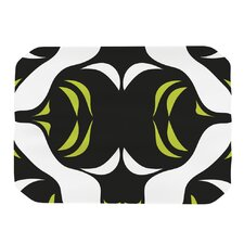 Green White Jaws Placemat