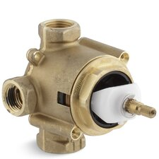 "Mastershower 3/4"" In-Wall 2- or 3-Way Transfer Valve"