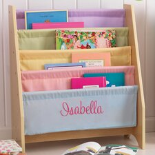 Personalized Pastel Sling Book Display
