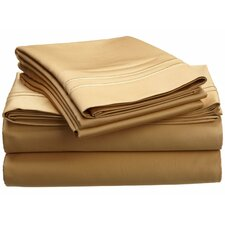 Patric 800 Thread Count Egyptian-Quality Cotton Sheet Set