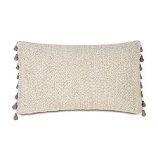 Silas Corfis Vanilla Indoor Lumbar Pillow