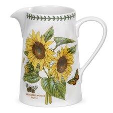 Botanic Garden Sunflower Motif Bella Pitcher