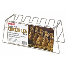 The Leg Rack Poultry Steamer and Grill Rack