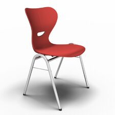 Sinus Armless Stacking Chair
