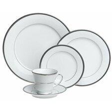 Regina Platinum 20 Piece Dinnerware Set, Service for 4