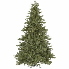 Frasier 7.5' Green Fir Artificial Christmas Tree with 750 LED White Lights