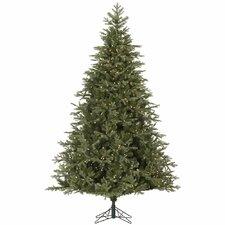 Elk Frasier 4.5' Green Fir Artificial Christmas Tree with 250 LED White Lights