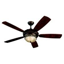 """56"""" Edwardian 5-Blade Ceiling Fan"""