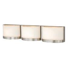 Arcs 3-Light Bath Bar