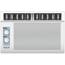 5,000 BTU Window Air Conditioner with Remote