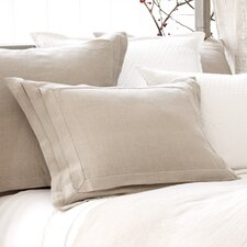 Neutral Territory Pleated Sham