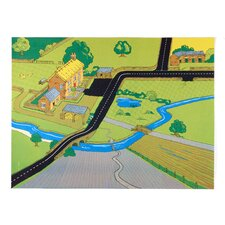Large Farm Playmat
