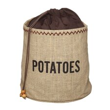 Java Hessian Potato Preserving Bag