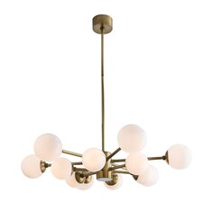Karrington 12-Light Sputnik Chandelier