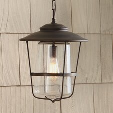 Remington Outdoor Hanging Lantern