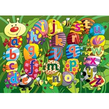 Alphabet Caterpillar Play Mat