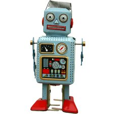 Collectible Decorative Tin Toy Robot