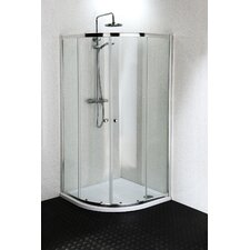 185cm x 80cm Sliding Shower Door